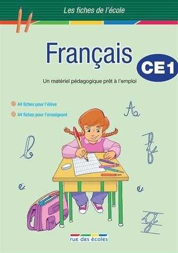 Français CE1 : Un matériel pédagogique prêt à l'emploi