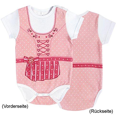 FC Bayern München Baby Body Dirndl, 68