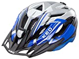 KED Fahrradhelm Street Junior K-Star, Blue, S, 16426004S