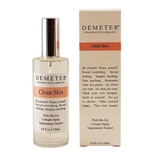 Demeter - Clean Skin Cologne Spray 120Ml/4Oz - Femme Parfum