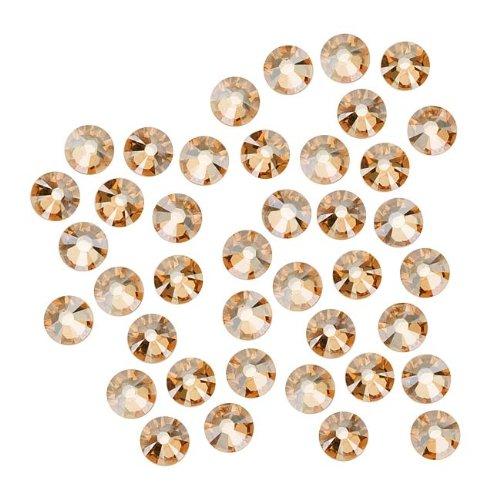 Swarovski-Kristall Strasssteine # 2058erweiterte SS20,
