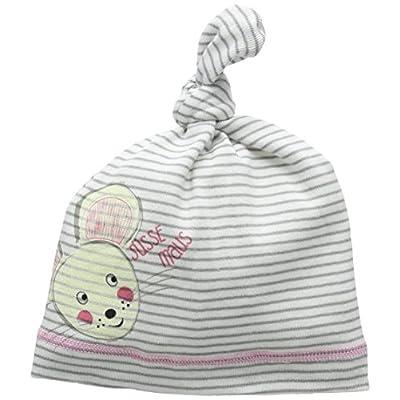 Adelheid Süße Maus Bio Babymütze Knoten Albglück Gorros para Bebés