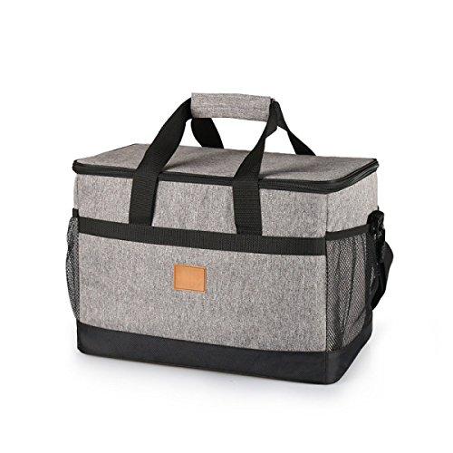 Die Große Kapazität 33L Picknick Im Freien Multi-Funktions-Picknick-Taschen Mittagessen Taschen Camping Kühltasche