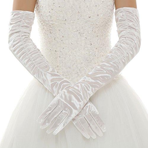 check out 01e6e 82915 Guanti da sposa, quali scegliere e quando indossarli ...