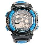 Surya Sporty Look Digital Black Dial wat...