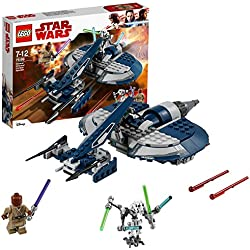 Lego Star Wars - TM - Speeder d'Assalto del Generale Grievous, Multicolore, 75199