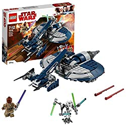 Lego Uk 75199 Star Wars General Grievous' Combat Speeder Set