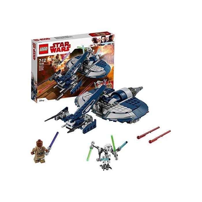 LEGO Star Wars 75199 - General Grievous Combat Speeder, Spielzeug Gleiter 1