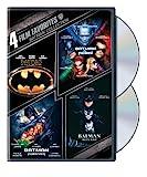 Batman Collection: 4 Film Favorites [Import italien]