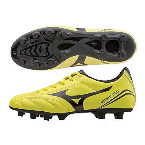 Morelia Neo CL MD FG Football Boots Bolt/Black Black