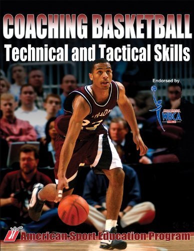 Coaching Basketball: Technical and Tactical Skills (Technical and Tactical Skills Series) por ASEP