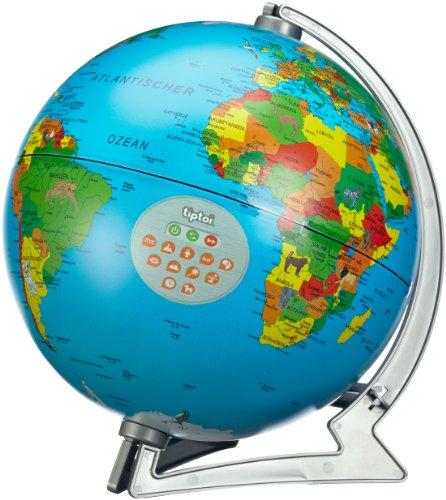 Ravensburger 00578 - Tiptoi: Interaktiver Globus, ohne Stift - vollständig montiert