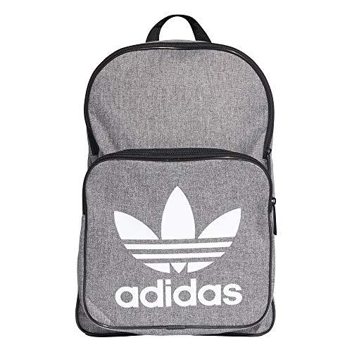 Adidas Bp Class Casual Rucksack, 25 cm, liters, Schwarz (Negro/Blanco)