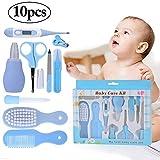 Nursery Care kit, Kapmore 10 Pcs Baby Grooming Kit...