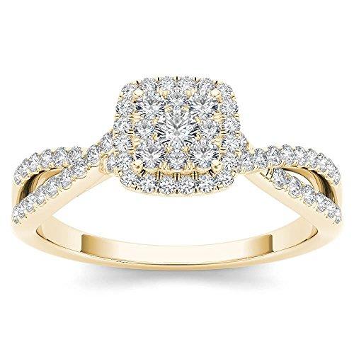 Elizabeth Jewelry  -    Gelbgold
