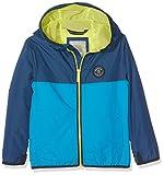 Bench Jungen Jacke Windbreaker Jacket, Blau (Mid Blue BL164), 164 (Herstellergröße: 13-14)