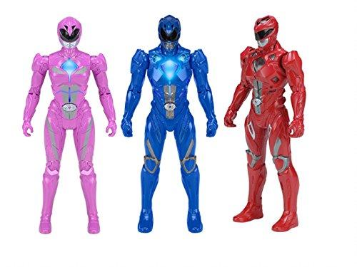 Hasbro 11138423 Power Rangers Morphin, Mehrfarbig