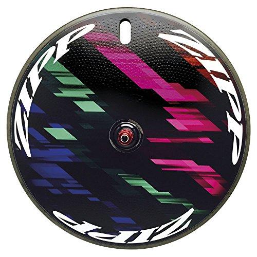 Zipp super-9Carbon Drahtreifen Disc hinten 10/11Speed SRAM Freilaufkörper schwarz Black Decal Nicht zutreffend -