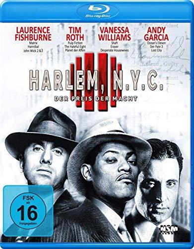 Harlem, N.Y.C. - Der Preis der Macht [Blu-ray]