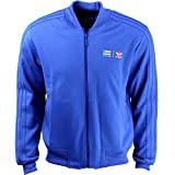 Supercolor Track Jacket, Blau