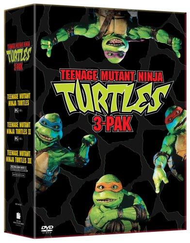 Teenage Mutant Ninja Turtles Collection [Import USA Zone (Turtles Mutant 2003 Ninja Teenage)