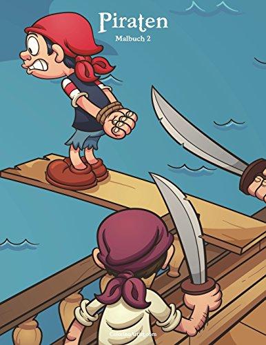 Piraten Malbuch 2 -