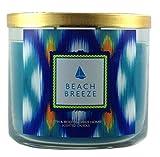 Bath & Body Works Kerze 3Docht 14,5Unze 2015Edition Beach Breeze