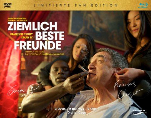 Bild von Ziemlich beste Freunde - Fan Edition [Blu-ray + DVD] [Limited Edition]