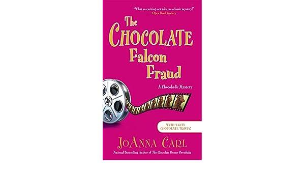 The Chocolate Falcon Fraud (Chocoholic Mystery Book 15
