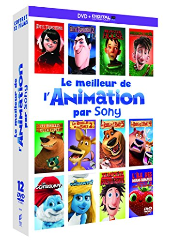 Le Meilleur de l'animation par Sony [DVD + Copie digitale]