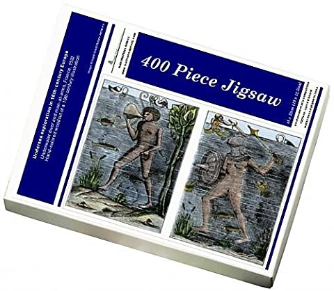 Photo Jigsaw Puzzle of Undersea exploration in 16th-century Europe