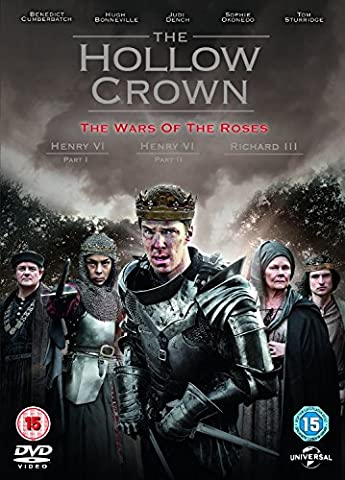 The Hollow Crown: The War of the Roses DVD - 3 Disc's