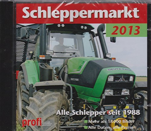 Schleppermarkt 2012