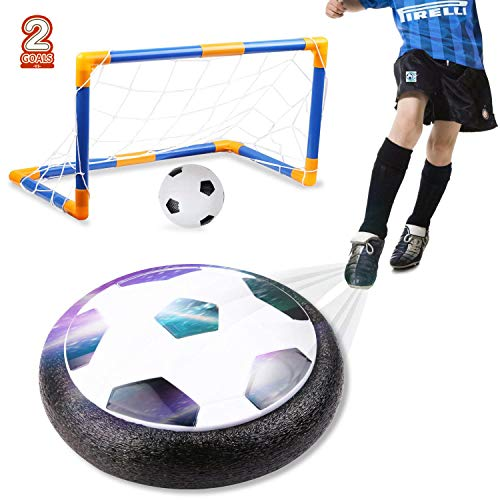 Amzdeal Air Football Kit Juguete Balón Fútbol(1