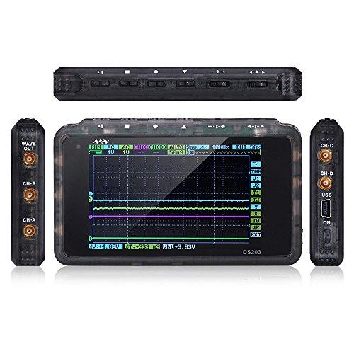 SainSmart DSO203 Nano Portable ARM