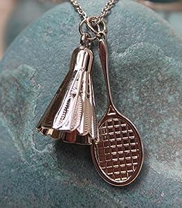 Badminton Halskette