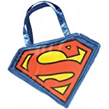Supergirl Hand Bag Hen Night Party Fancy Dress Costume
