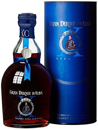 Alkoholfreie Vanille-aroma (Gran Duque de Alba XO Brandy (1 x 0.7 l))