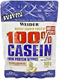 Weider, Day & Night Casein Protein, Schoko-Kokosnuss, 1er Pack (1x 500 g)