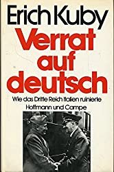Verrat auf deutsch. Wie das Dritte Reich Italien ruinierte