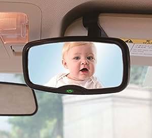 2 en 1 auto pour b b miroir r troviseur s curit enfant clip pour pare soleil ou utilisation. Black Bedroom Furniture Sets. Home Design Ideas