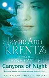 Canyons Of Night: Number 1 in series (Rainshadow Island Book 8)