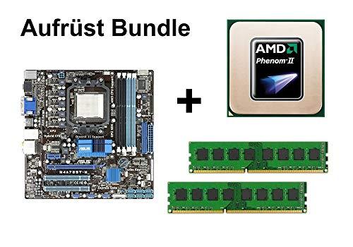 CSB Aufrüst Bundle - ASUS M4A785T-M + AMD Phenom II X6 1035T + 4GB RAM (Phenom 2 X6)
