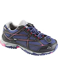 McKinley Kinder Multifunktionsschuh Chromosome II LOW AQX Jr. navy blau / pink