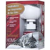 Felisept Home Comfort Set - Wohlbefinden und Entspannung für Katzen und ihr Zuhause mit natürlicher Katzenminze (Starter Kit: Diffusor + Flakon 30ml)