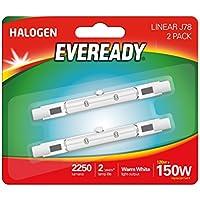 New Genuine Sylvania Halogen Lamp R7S Linear 120 W 2250 lm 2950 K