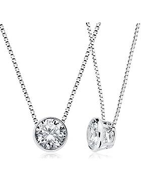 Silber Anhänger - Silber Anhänger Für Halskette , silber halskette mit anhänger, mit verdeckter schön silber halskette...