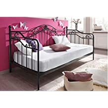 suchergebnis auf f r metallbett 120x200. Black Bedroom Furniture Sets. Home Design Ideas