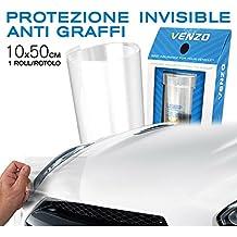 Pellicola trasparente protettiva 10x50cm