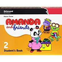 AMANDA & FRIENDS 2 STUDENT'S PACK - 9788466829274